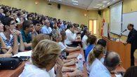 MKÜ'de Hekim Adayları önlüklerini giydi