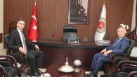 Vali Ata'dan Başsavcı Ataman'a Ziyaret