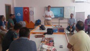 Antakya'da Milli Eğitim-Doğaka işbirliği ile…