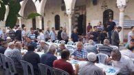 Antakya Belediyesi Cuma İkramları: