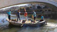 Asi'de Katı Atıklar Toplandı