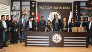6 genç hukukçu…