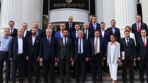 Güçbirliği Platformu 15.toplantısı