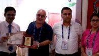 MKÜ'lü Cereci'ye ödül Hindistan'dan