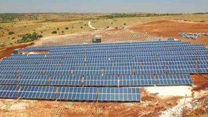 Erzin'e Güneş Enerjisi  Santralı