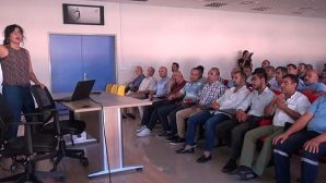 HBB personeli eğitim semineri ile bilinçlendirildi