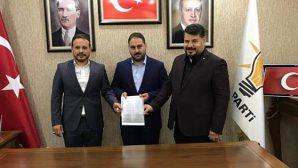 AKP'nin Defne'de yeni Gençlik Kolu Başkanı:
