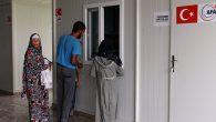 HAYAD'dan Suriyelilere sağlık hizmeti …