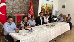 CHP'de Örgüt seçime hazır