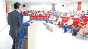 İSTE'de Girişimcilik Çalıştayı