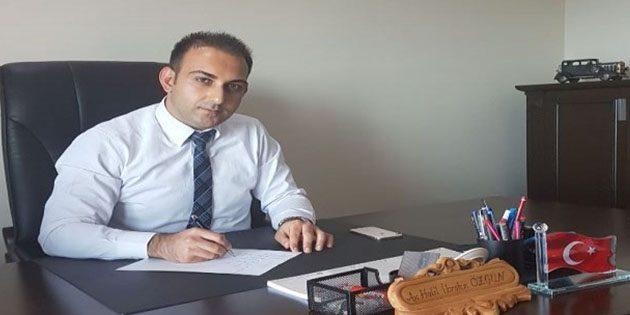 CHP İl Başkanını  kahreden olay!
