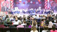 Kursiyerlerden Cumhuriyet Konseri …