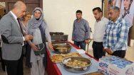 Kosova lezzetleri Antakya'da görücüye çıktı …
