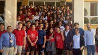 Sınav Koleji Öğrencileri Huzurevi'nde
