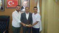 AKP İl Başkanı İbrahim Güler eski bir Öğretmen