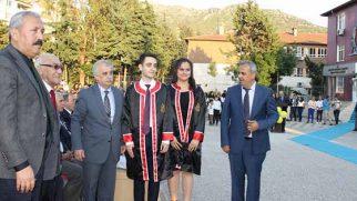 Selim Nevzat Şahin A.L. mezunlarının YKS başarısı
