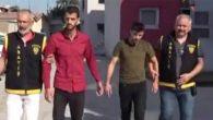 Adana'da kaza yapan 2 Suriyeli  Reyhanlı'da yakalandı