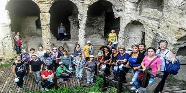Samandağ'ın sürpriz ziyaretçileri
