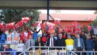Minikler Futbol Turnuvası sona erdi