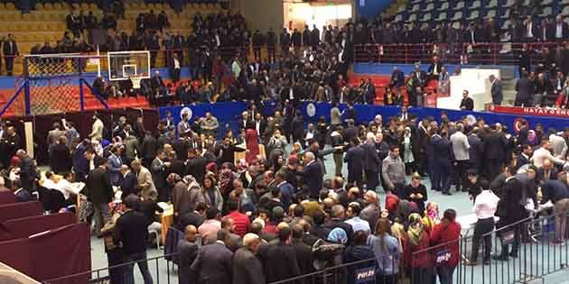 AKP'de temayül heyecanı