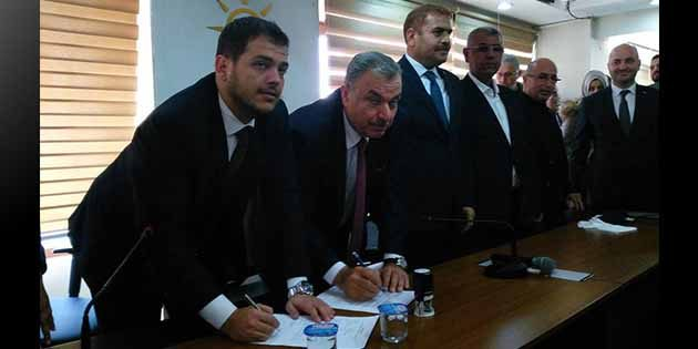 AKP'de İzzettin Yılmaz sürprizi