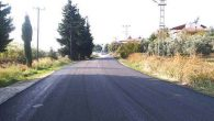 Defne'ye asfalt takviyesi …