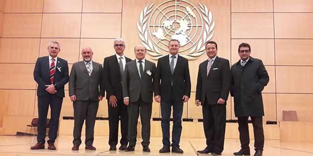 Savaş, BM genel kurulunda