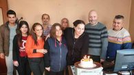 Selvi Günay'a doğum günü sürprizi
