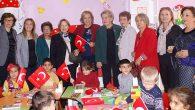 Türk Kadınlar Birliği'nden eğitime destek