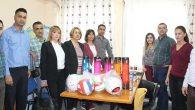 Samandağ'da geri dönüşüme  duyarlı okullara ödül