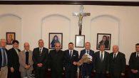 Vali Ata, 3 dinden temsilcilere aynı anda veda etti