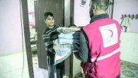 Kızılay'dan sel mağdurlarına yardım …