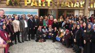 AKP'de görev devir teslimi
