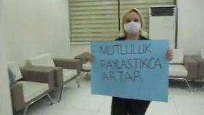 AKP'li kadınların klibi muhteşem