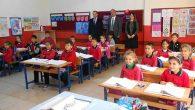 Samankaya Mahanoğlu  okuluna ziyaret