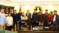 Matkap'a Gençlik Meclisi'nden Ziyaret