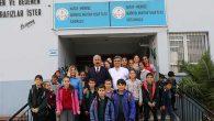 Milli Eğitim Müdürü, Serinyol'daki okulları gezdi
