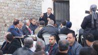Savaş, Muhtarlara, AKP Meclis Grubu'nu şikayet etti: