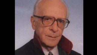 Av.Nafi Melek vefat etti