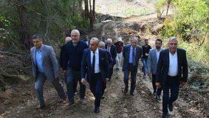 Arsuz Belediye Başkanı Culha kararlı