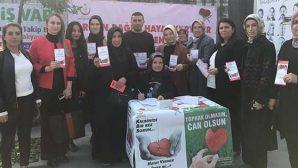 MKÜ TIP'ta Organ Bağışı Kampanyası