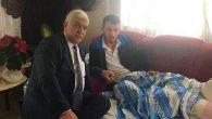 Tokdemir'den  Gazi Ziyareti