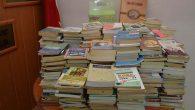 Şehit Adı Kütüphanesine 3254 Kitap