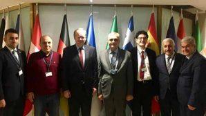 ATSO Heyeti, AB Türkiye Delegasyonu ile…