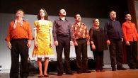 Ankara Birlik Tiyatrosu Oyunu Antakya'da Oynandı: