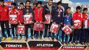 Hataylı Atlet Türkiye 8.si oldu
