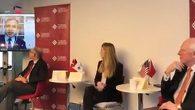 Babüroğlu, ABD'de, ABD'nin yanlış Suriye politikasını anlattı!