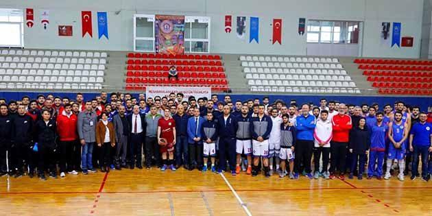 Üniversitelerarası Basketbol Turnuvası