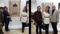 Antakyalı Ressam İstanbul'da sergi açtı