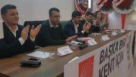CHP'de gençler yönetmek istiyor
